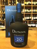 RUM DICTADOR 20 YEARS