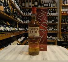 SCOTTISH LEADER, Blended Scotch Whisky 40%
