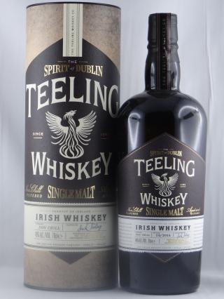 TEELING Single Malt - Whisky Irlandais