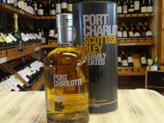 Whisky BRUICHLADDICH Port Charlotte Islay Barrel Heavy Peated 50% - Whisky écossais
