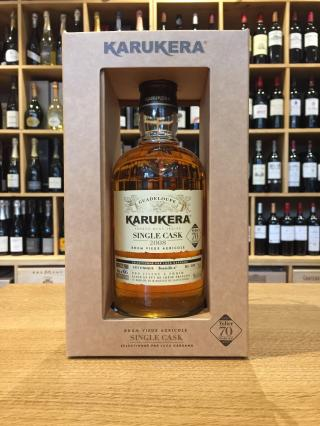 RHUM KARUKERA Single Cask 2008