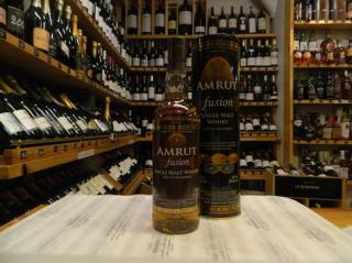 AMRUT Fusion Single Malt Whisky Indien