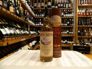 BEN NEVIS, Scotch Whisky Highland 46%