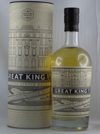 GREAT KING STREET - Whisky écossais