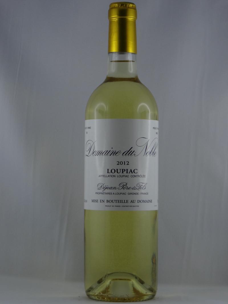 DOMAINE DU NOBLE - Loupiac - Bordeaux